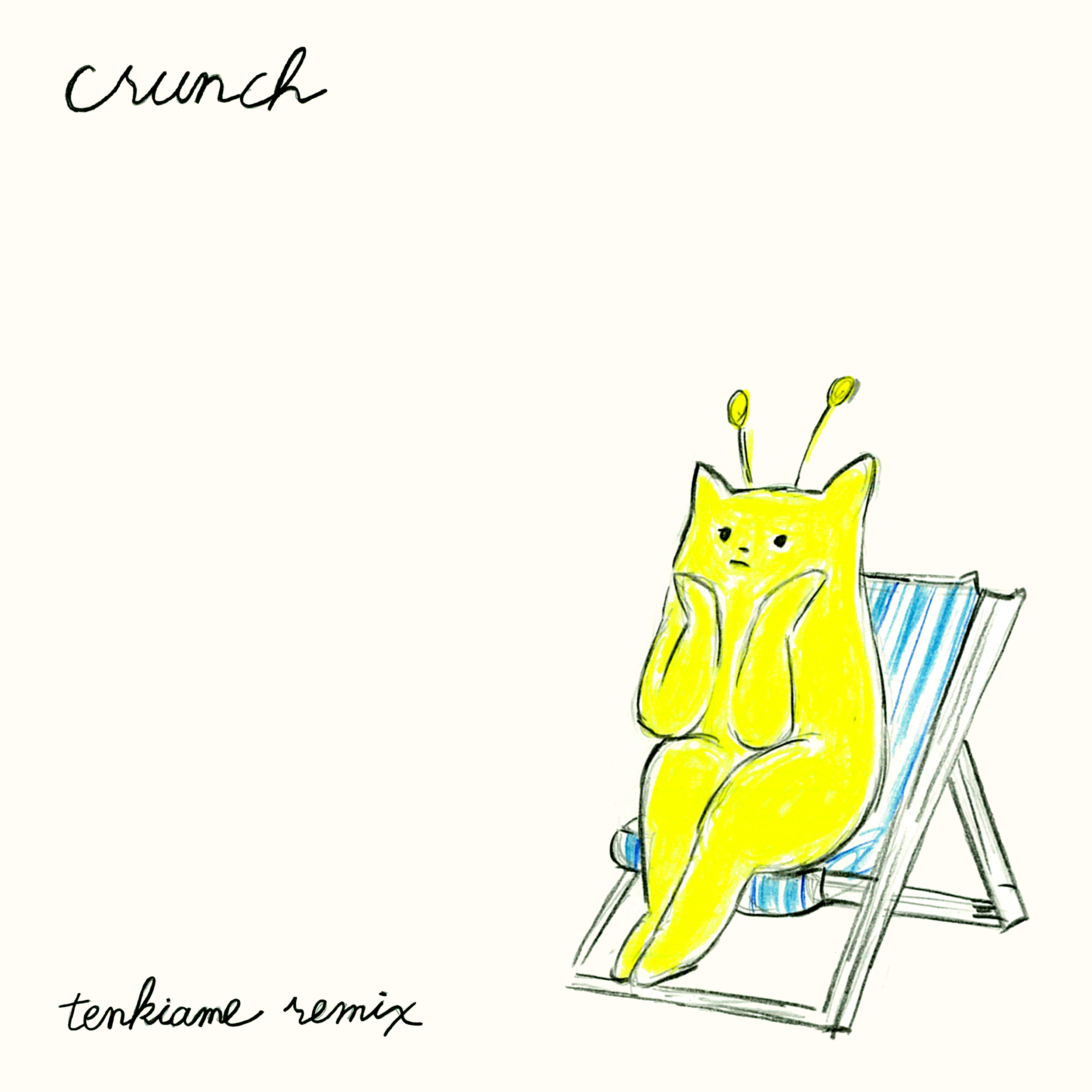 CRUNCH – Tenkiame Remix | THANKS GIVING